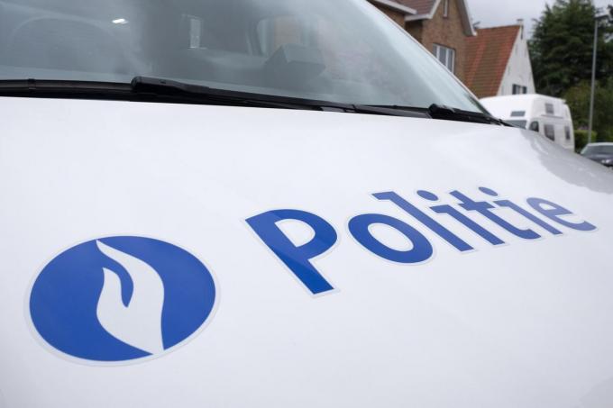 De politiezone Tielt controleerde in Pittem op overdreven snelheid.© GF