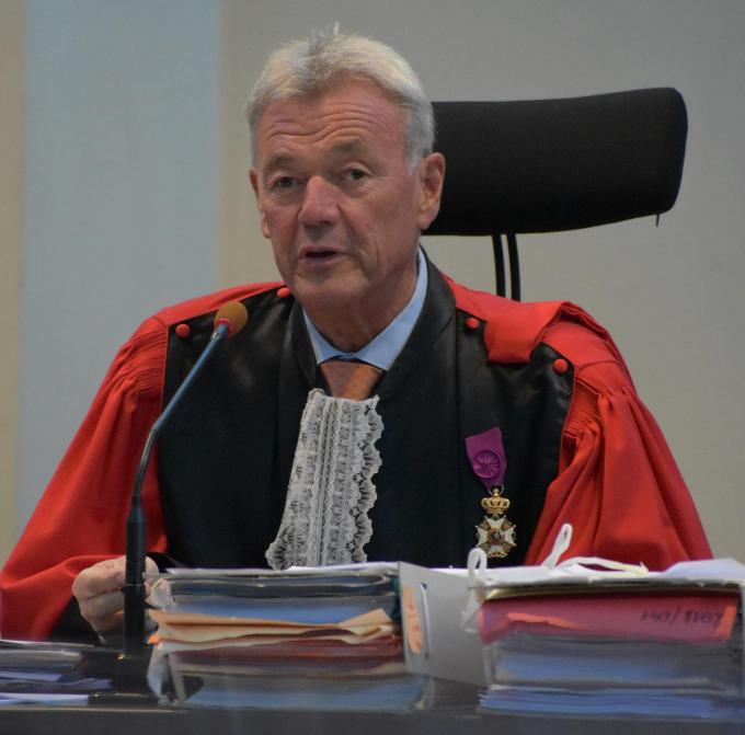 Voorzitter Antoon Boyen. (archief LK)