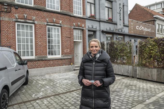 Sharon Ramboer start een nnieuwe zaak met een bekende naam (La Escalera) en een vertrouwd concept op het Polenplein. (foto SB)©STEFAAN BEEL Stefaan Beel