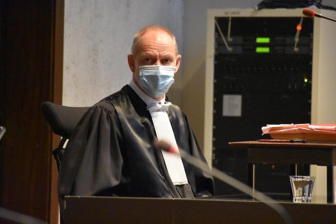 Procureur Johan Lescrauwaet. (LK)