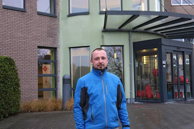 Directeur Jurgen Duyck.© ACK