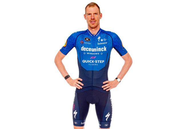 Tim Declercq. (foto Deceuninck – Quick-Step Cycling Team / Wout Beel)