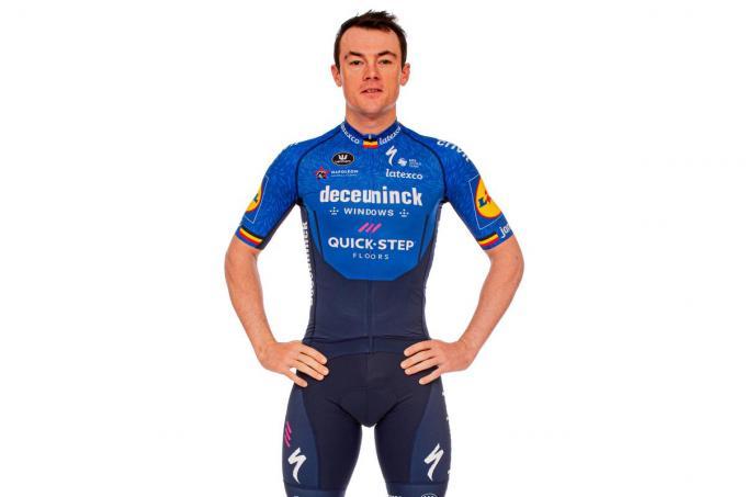 Yves Lampaert. (foto Deceuninck – Quick-Step Cycling Team / Wout Beel)