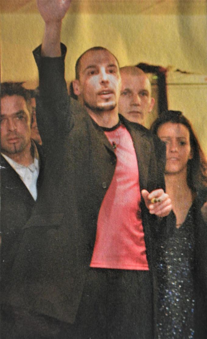Kurt werd uiteindelijk vlak voor de finale uit het Big Brother-huis weggestemd.© gf