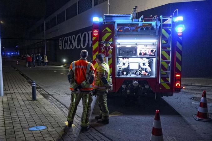 Dinsdagavond in de Spoorwegstraat werd een man in het hoofd geschoten. (Foto CLL)
