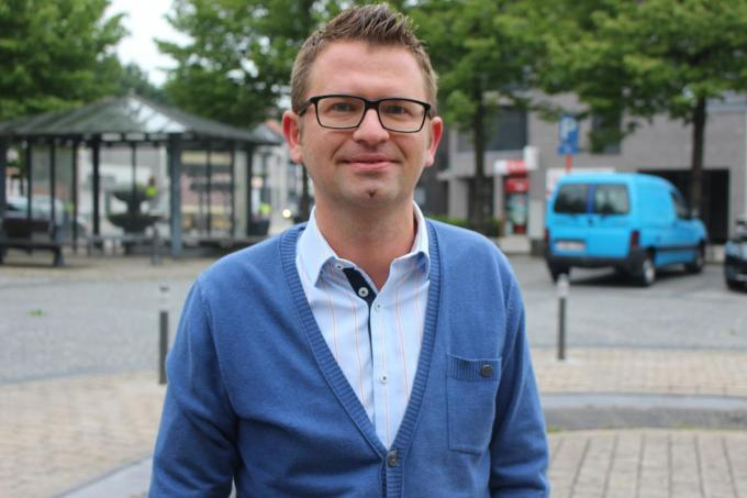 Stefaan Reynaert (Open VLD) is gemeenteraadsvoorzitter in Oudenburg.© Laurette Ingelbrecht