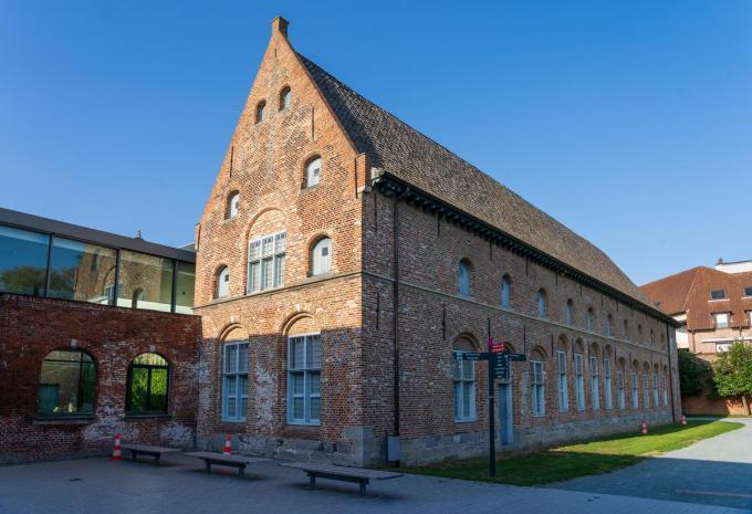 Groeningeabdij - Vlaams museum©Kurt De Schuytener