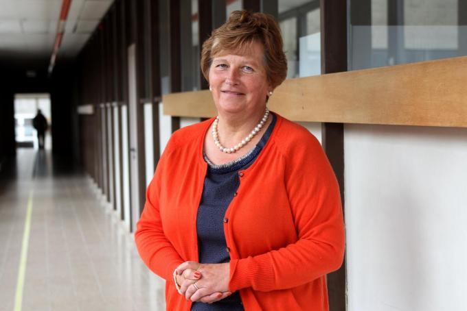 Christine Vandewaetere werd in 2000 verkozen als gemeenteraadslid. (Foto a-RN)© KRANT VAN WEST-VLAANDEREN