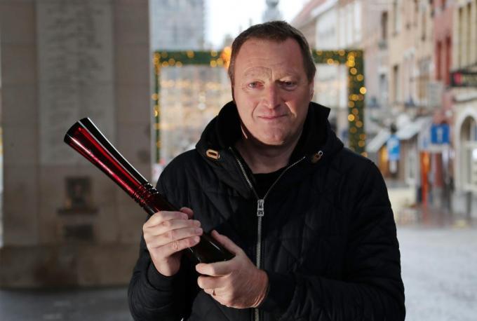 Philip Mestdagh werd nog maar pas verkozen tot Coach van het Jaar.© Foto VDB