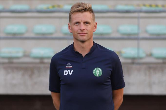 Dimitri Verhulst blijft volgend seizoen keeperstrainer bij KM Torhout.© Foto VDB