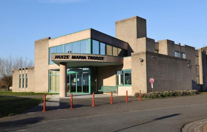 Huize Maria Troost gaat in lockdown tot en met 15 februari.© MVO