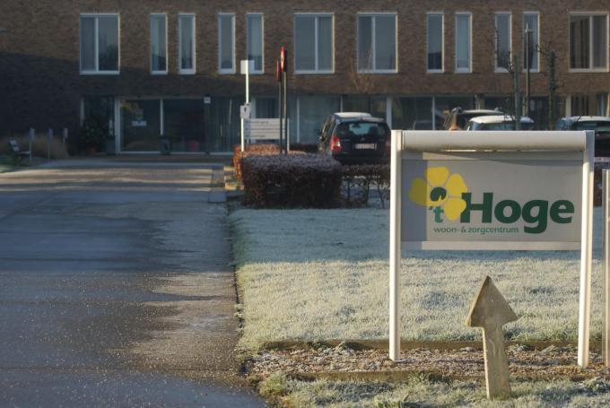 Van 19 januari tot en met 9 februari wordt er uit voorzorg geen bezoek toegelaten in 't Hoge.© AB