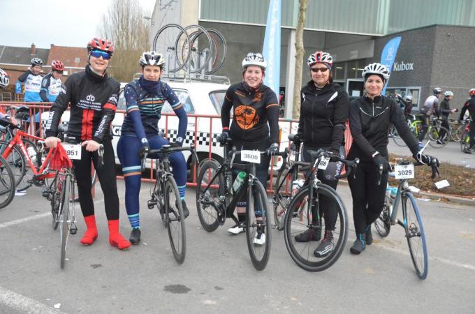 Vorig jaar kon KBK Cyclo nog rekenen op 4500 deelnemers (BRU)©BR1 BRU