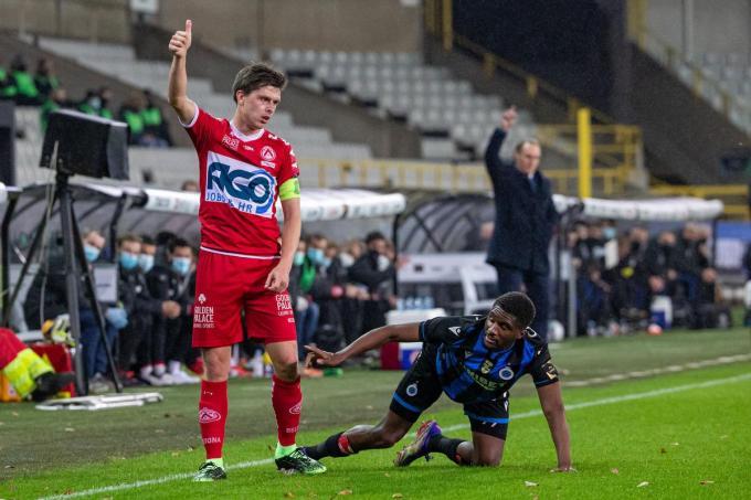 Zien we volgend seizoen een KV Kortrijk zonder Van Der Bruggen en Vanderhaeghe?