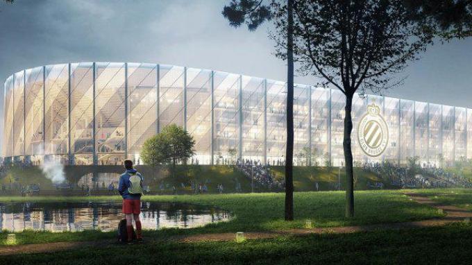 De bouw van een nieuw stadion voor Club Brugge is onlosmakelijk verbonden met het GRUP Blankenbergse Steenweg, dat nu een gunstig advies kreeg van de Raad van State.