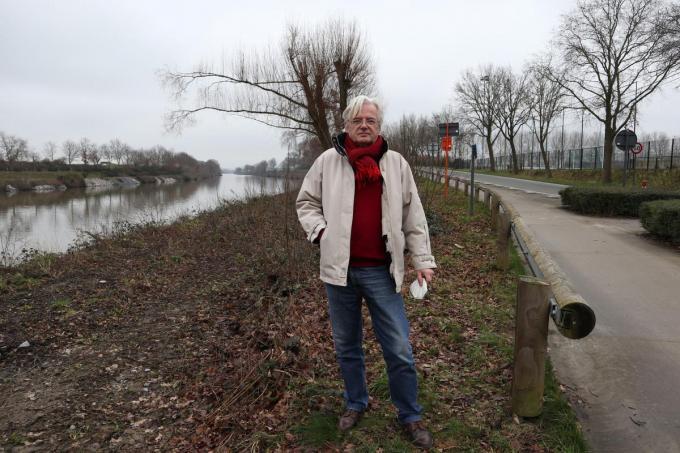Schepen van Milieu Jan Vanassche.© AVH