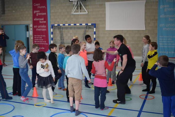 Alle indoor activiteiten voor kinderen worden in Oudenburg opgeschort.© Archief Belga