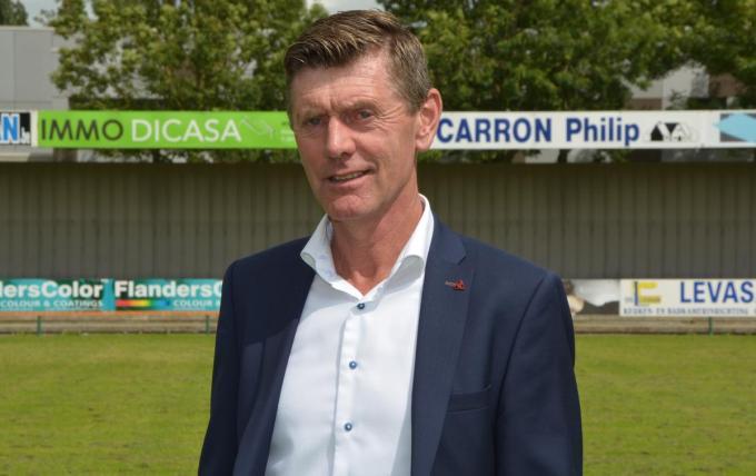Voorzitter Philip Carron is bijzonder trots op de stappen die Dosko de voorbije jaren gezet heeft.© foto SM