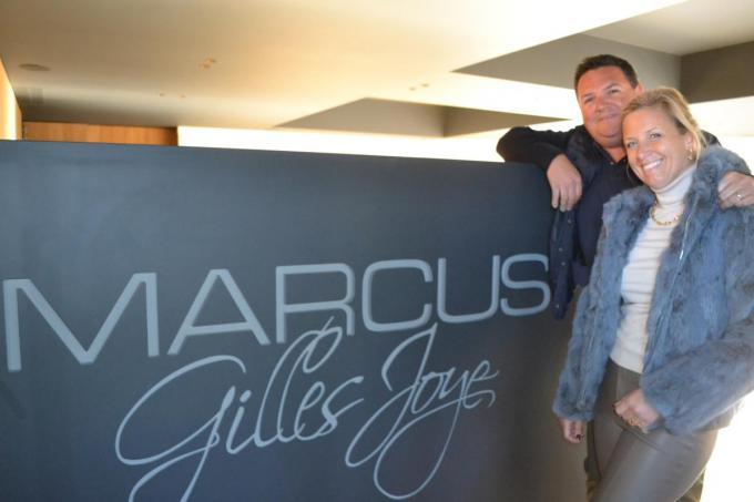 Gilles Joye en Heike Dedecker kregen opnieuw een Michelinster.©Foto MVD