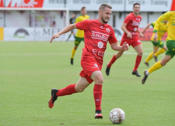Benjamin Lutun komt over van tweedenationaler FC Gullegem.©Vuylsteke Dirk / VDB VDB