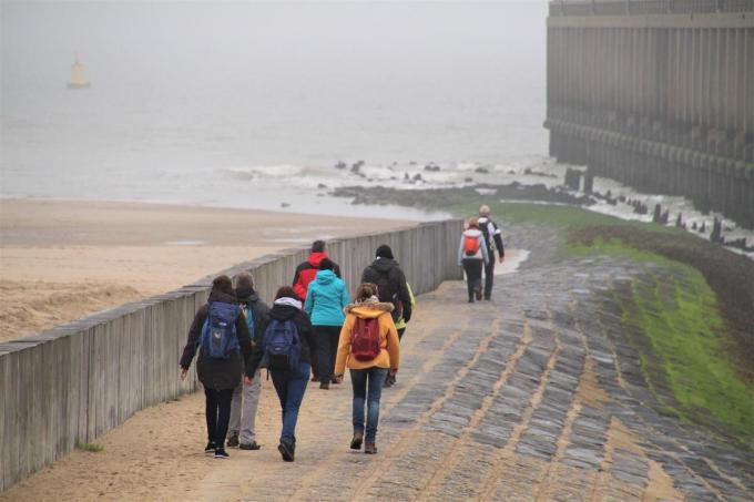 De organisatie hoopt dat de Stormtocht in november wel kan doorgaan.© WK