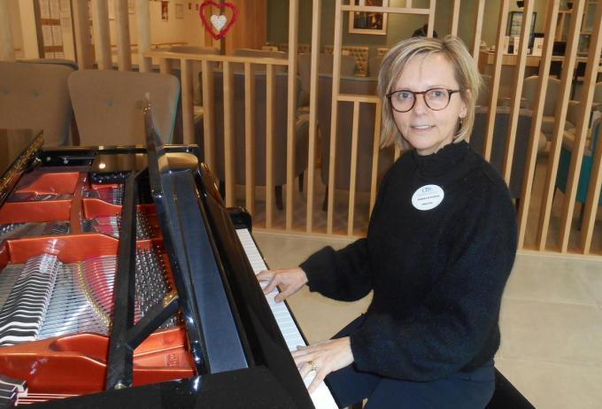 Directeur Barbara De Poorter.© JM