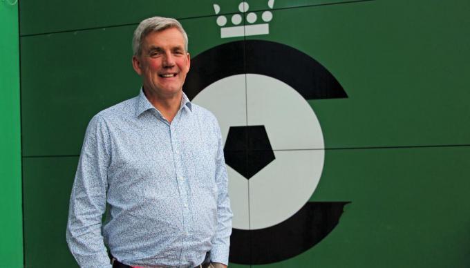 Marc Vanmaele is niet langer algemeen coördinator bij Cercle Brugge.© ACR