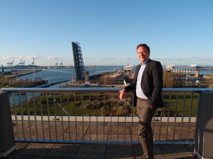 Binnenkort wordt duidelijk welke rol ceo Tom Hautekiet kan opnemen in een samenwerkingsverband met Antwerpen.© RJ