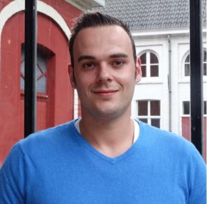 Slachtoffer Bjorn De Vrieze. (gf)© PVH