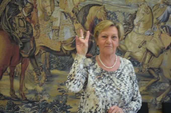 Marleen Martin is het nieuwe raadslid bij de raad van maatschappelijk welzijn© CLY