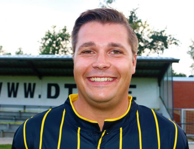 Trainer Karim Stockx.