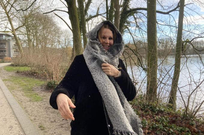 Erika Serryn wordt de collega van Gwendolyn Six in Catpeople© KVdm