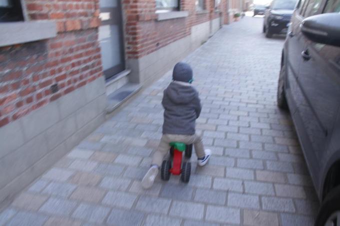 Meer parking voor auto's, minder voor wandelaars.© PCO