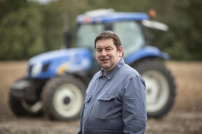 Bart Dochy is voorzitter van de landbouwcommissie in het Vlaams Parlement.© Jan Stragier