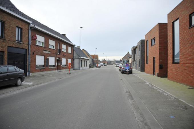 De Torhoutsestraat wordt tijdelijk afgesloten voor werken.© GS