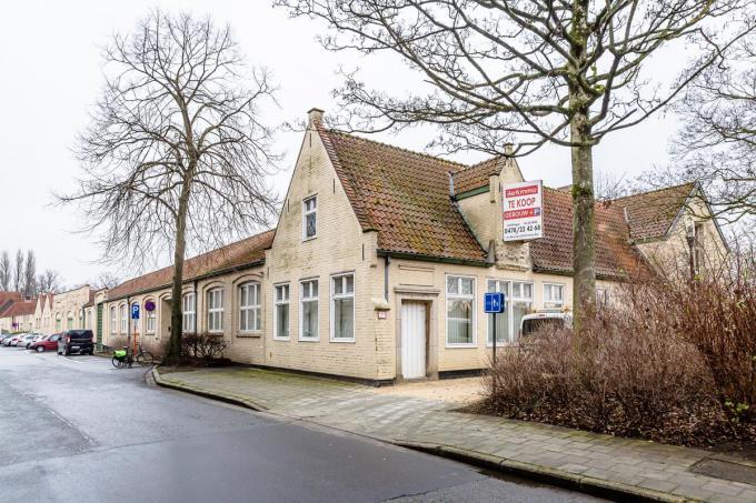 Het Brugse stadsbestuur kocht de opslagplaats aan Boninvest.© Davy Coghe