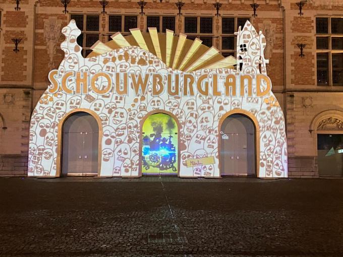 Spinrag mocht meer dan 300 kleurrijke en creatieve inzendingen ontvangen.© GF