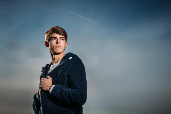 Charles De Ketelaere, wonderkind van Club Brugge.© Kris Van Exel