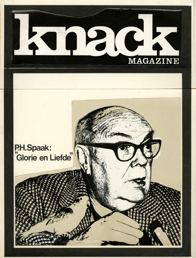 Eerste cover Knack