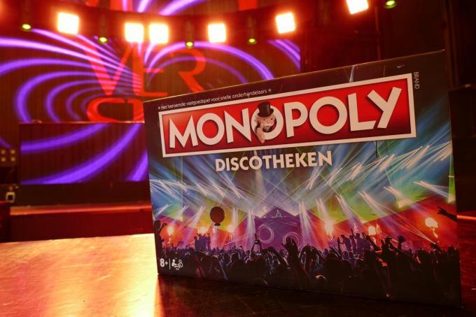 Monopoly Discotheken moet in het voorjaar van 2022 op de markt komen.© gf
