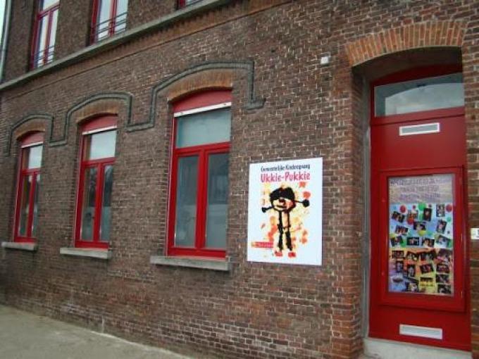 Kinderopvang Ukkie-Pukkie moet tijdelijk de deuren sluiten.© AVH