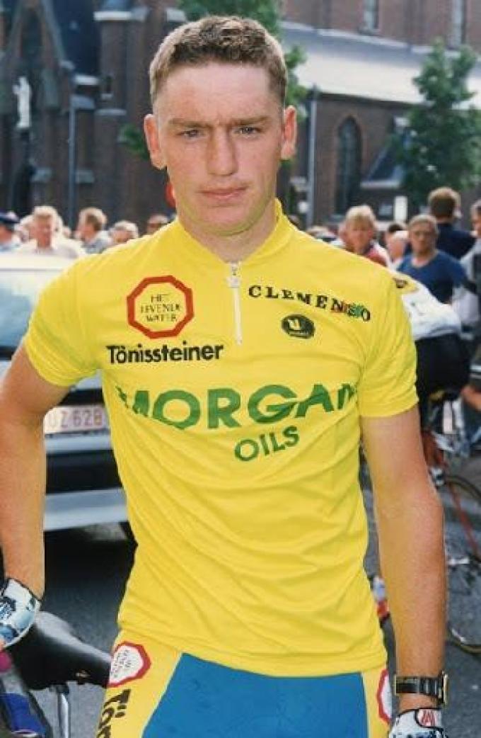 Eric Vermeeren werd gezien als een potentiële winnaar van de Ronde van Vlaanderen.© gf