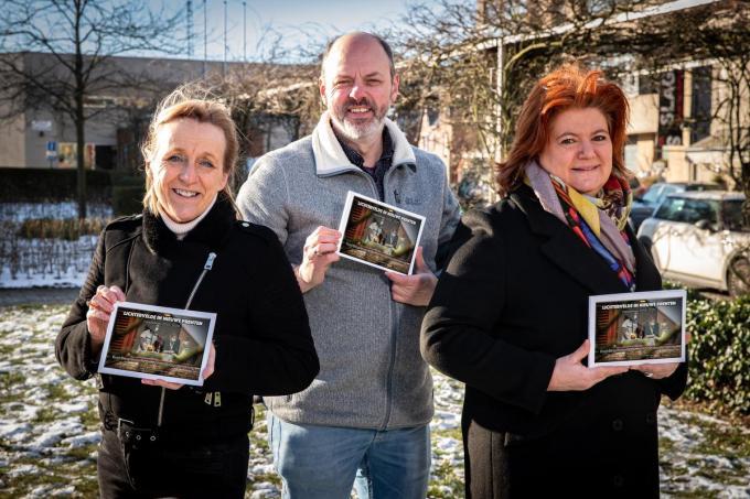 Het fotojaarboek bestaat uit foto's van Mia Nolf, Kurt Desplenter en Veronique Bruyneel. (foto Kurt)© Foto Kurt