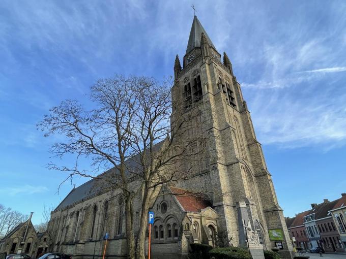 Koperdiefstallen aan kerken zijn vrij uitzonderlijk in de streek.© TP