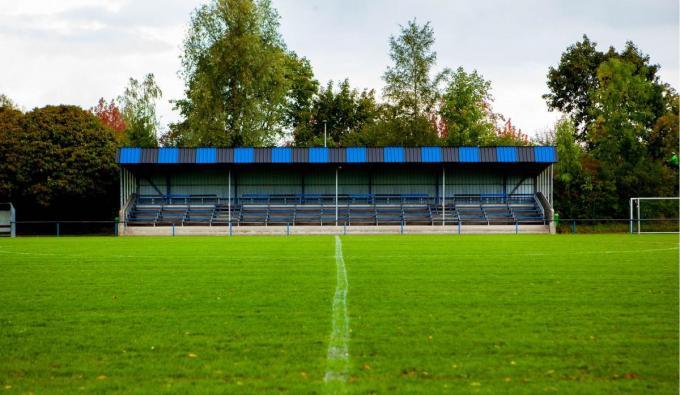 Onder meer SV Kortrijk krijgt in de loop van 2021 een kunstgrasveld.©Thibaud gf Stad Kortrijk