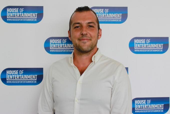 Pieter Ramboer, CEO House of Entertainment.©Tina Drieghe Tina Drieghe