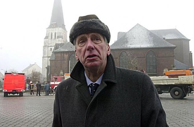 Wijlen priester Antoon Van Cauteren.© lv