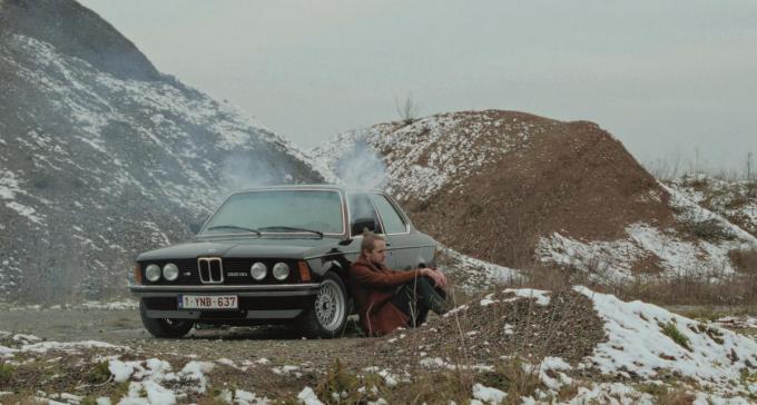 Brecht Vanvyaene, aka Bun, wint de Red Rock Rally.© gf
