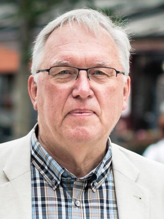 Provincieraadslid Herman Lodewyckx.© MVO
