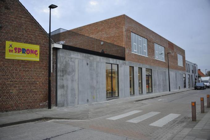 De gemeente zal de infrastructuur van basisschool De Sprong mogen gebruiken.© GST